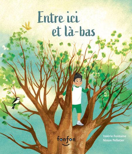 Entre ici et là-bas - Valérie Fontaine