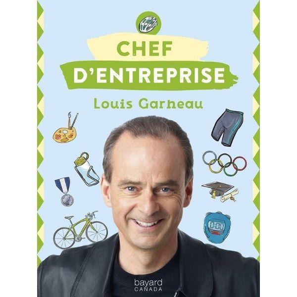 Chef d'entreprise Louis Garneau