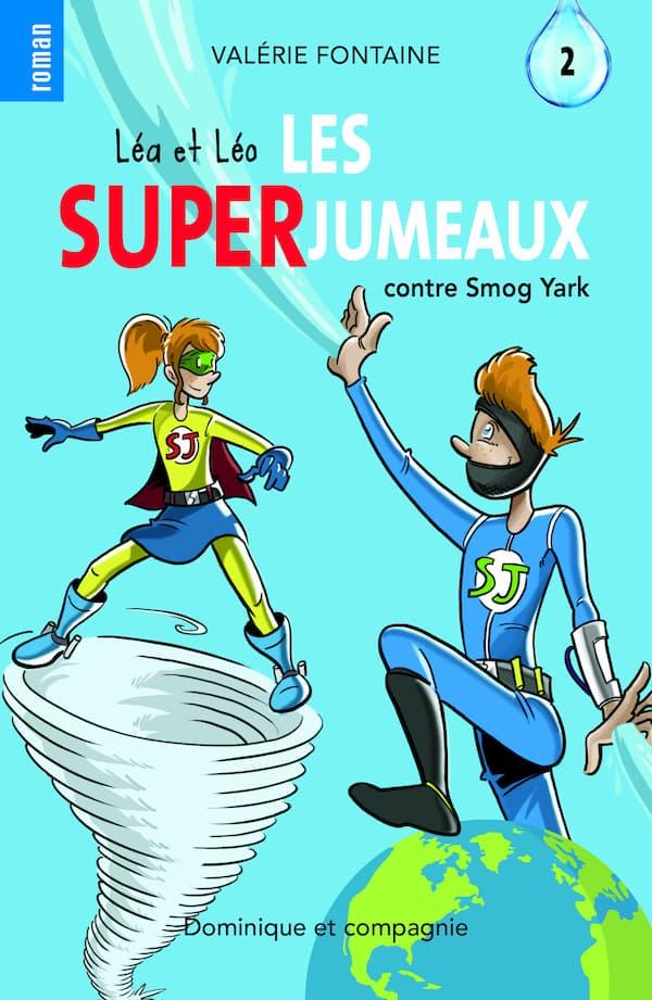 Les Superjumeaux contre Smog Yark