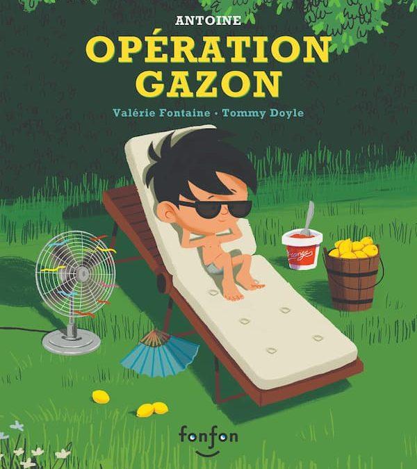 Opération Gazon