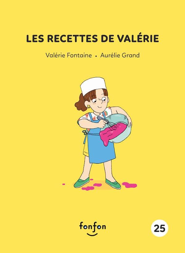 Les recettes de Valérie