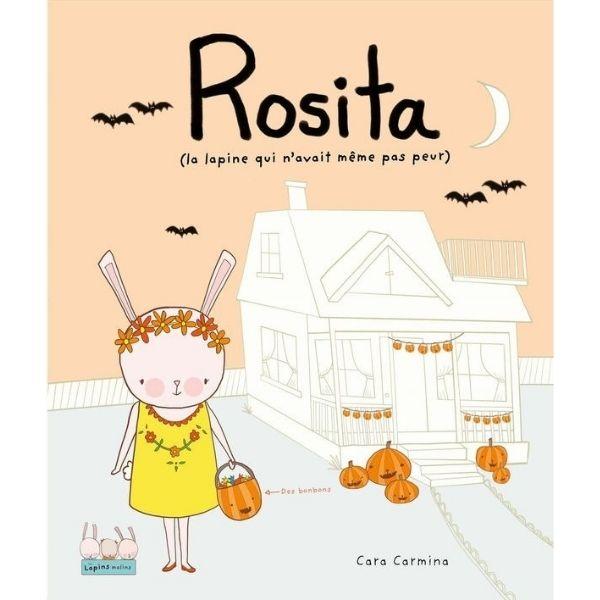 Rosita la lapine qui n'avait même pas peur