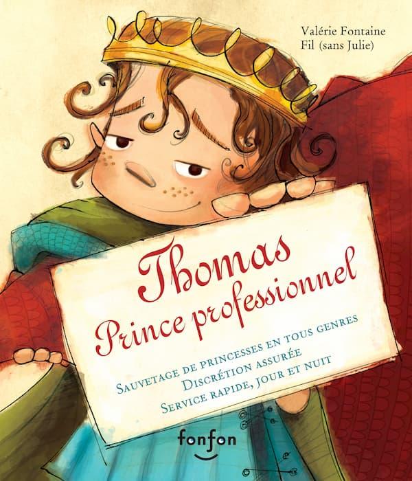 Thomas, prince professionnel