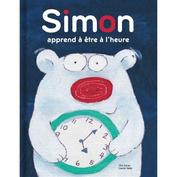 Simon apprend à être à l'heure